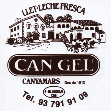 Antic logo de Can Gel