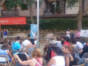 Can Gel patrocina el conte de les Santes de Mataró del Capgros